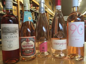Rosé Wines at Elma Wine & Liquor