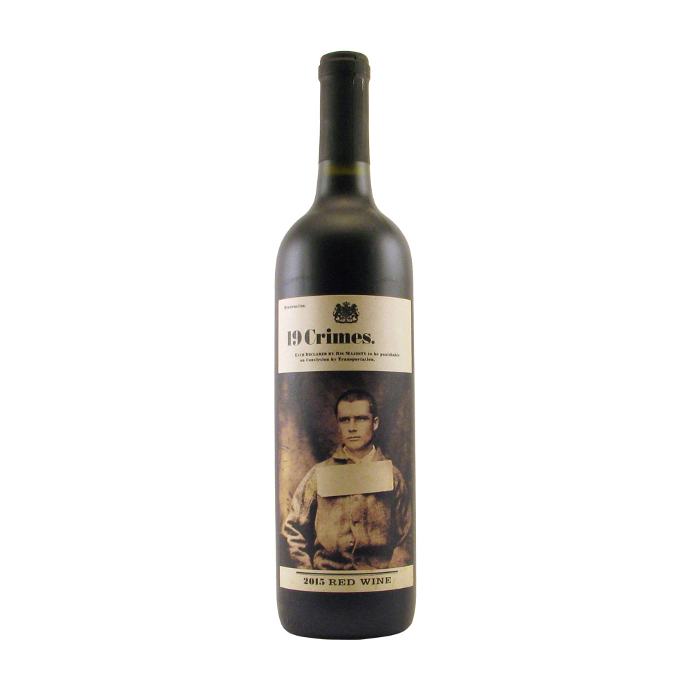 19 Crimes Red Blend 2019 750ML