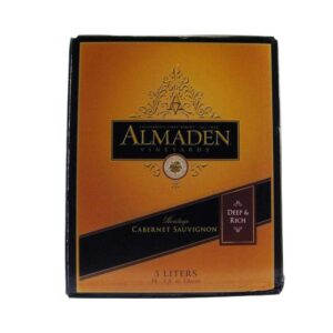 Almaden Cabernet Sauvignon Box WIne 5L