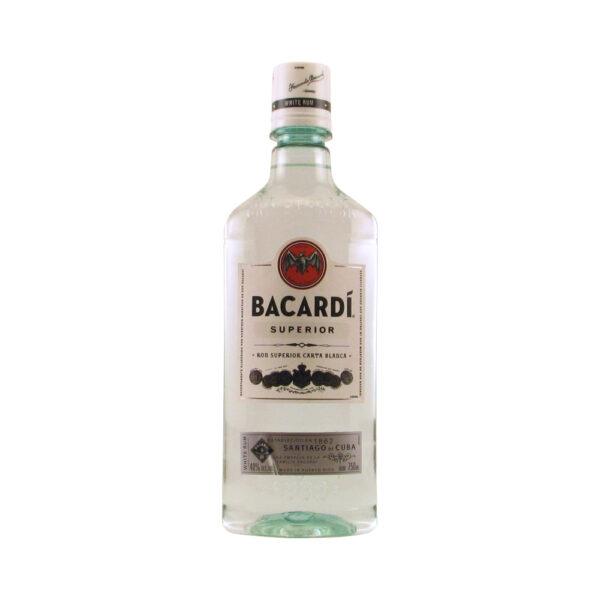 Bacardi Rum Superior 750ML