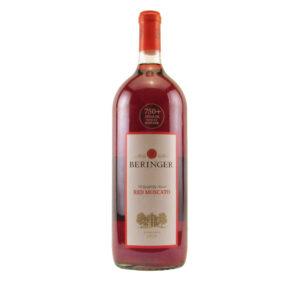 Beringer Main & Vine Red Moscato 1.5L