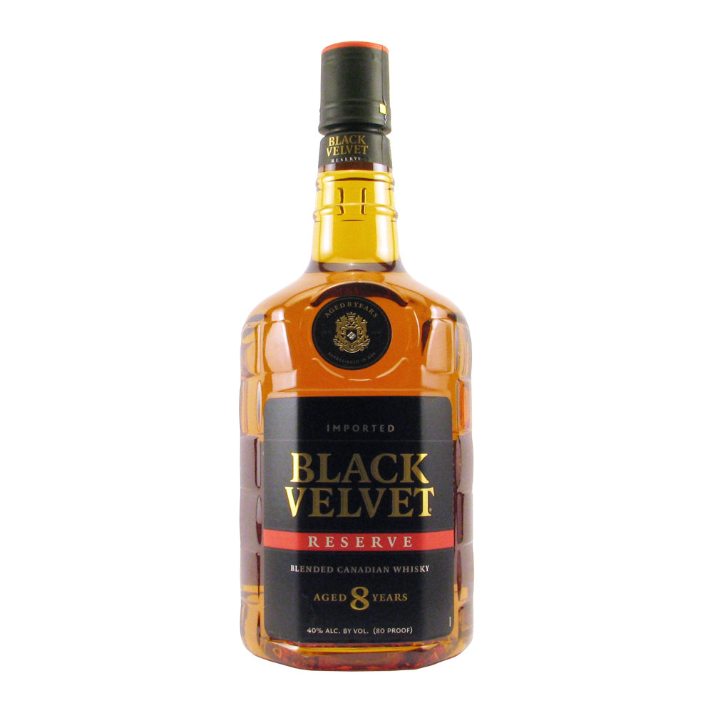 Black Velvet Reserve Canadian Whiskey 1.75L