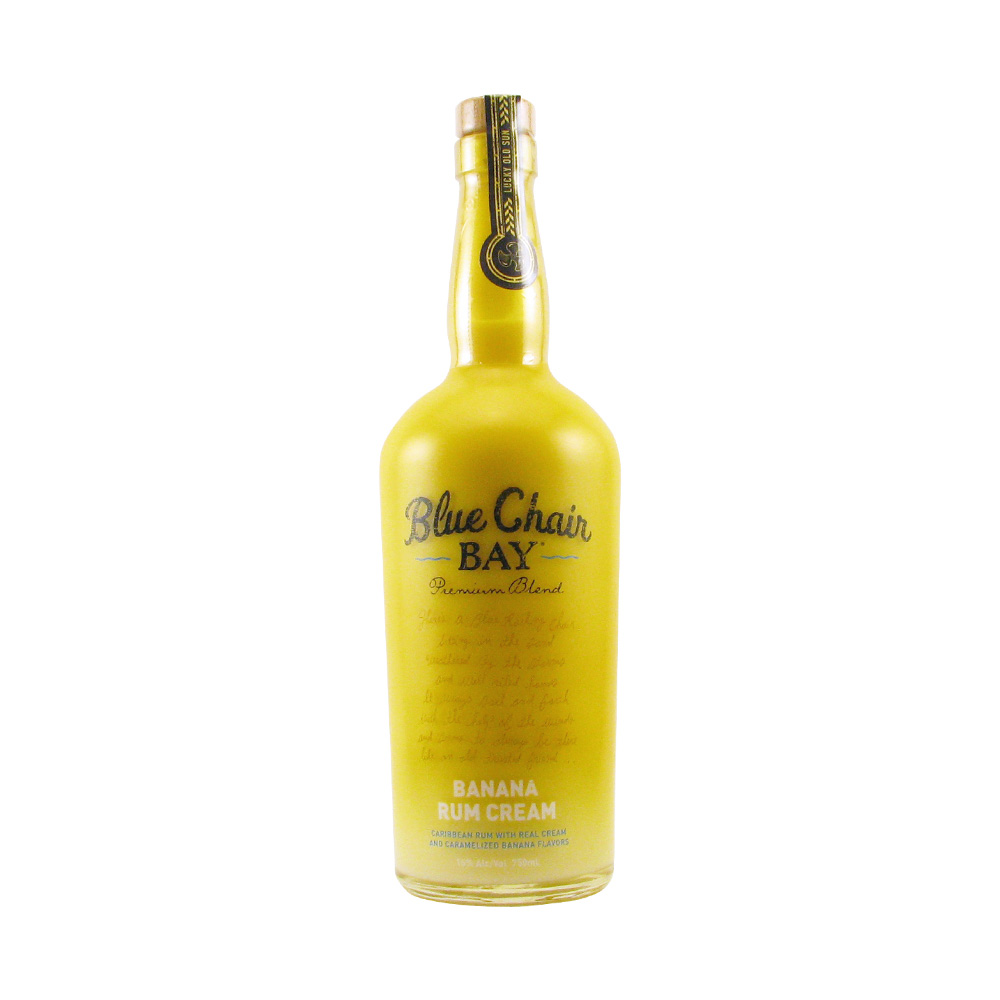 Blue Chair Bay Banana Cream Rum 750ML