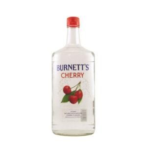 Burnetts Cherry Vodka 1L