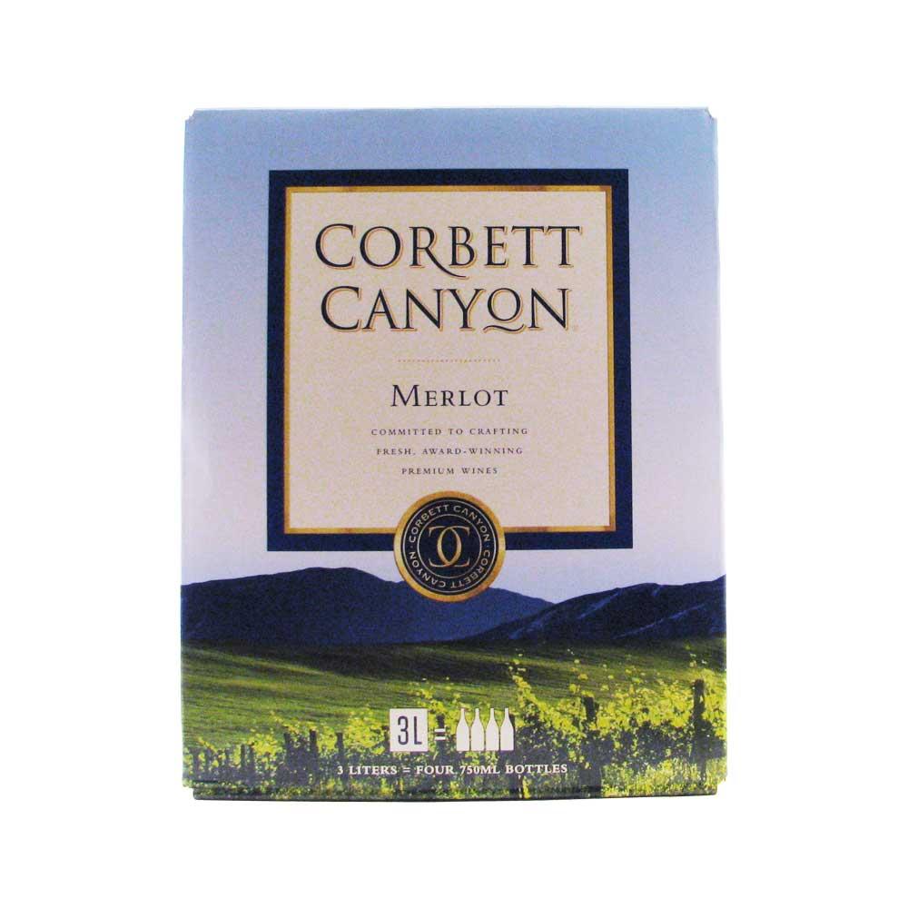 Corbett Canyon Pinot Grigio Box Wine 3L