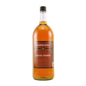 Fairbanks Cream Sherry 1.5L