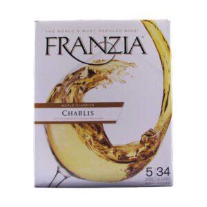 Franzia Chablis Box Wine 5L