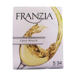 Franzia Crisp White Box Wine 5L