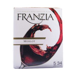 Franzia Merlot Box Wine 5L
