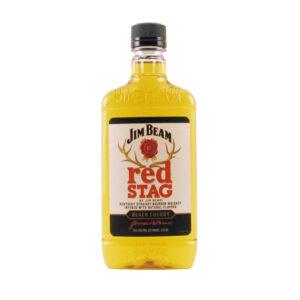 Jim Beam Red Stag Bourbon Black Cherry 375ml