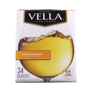 Peter Vella Chardonnay Box Wine 5L