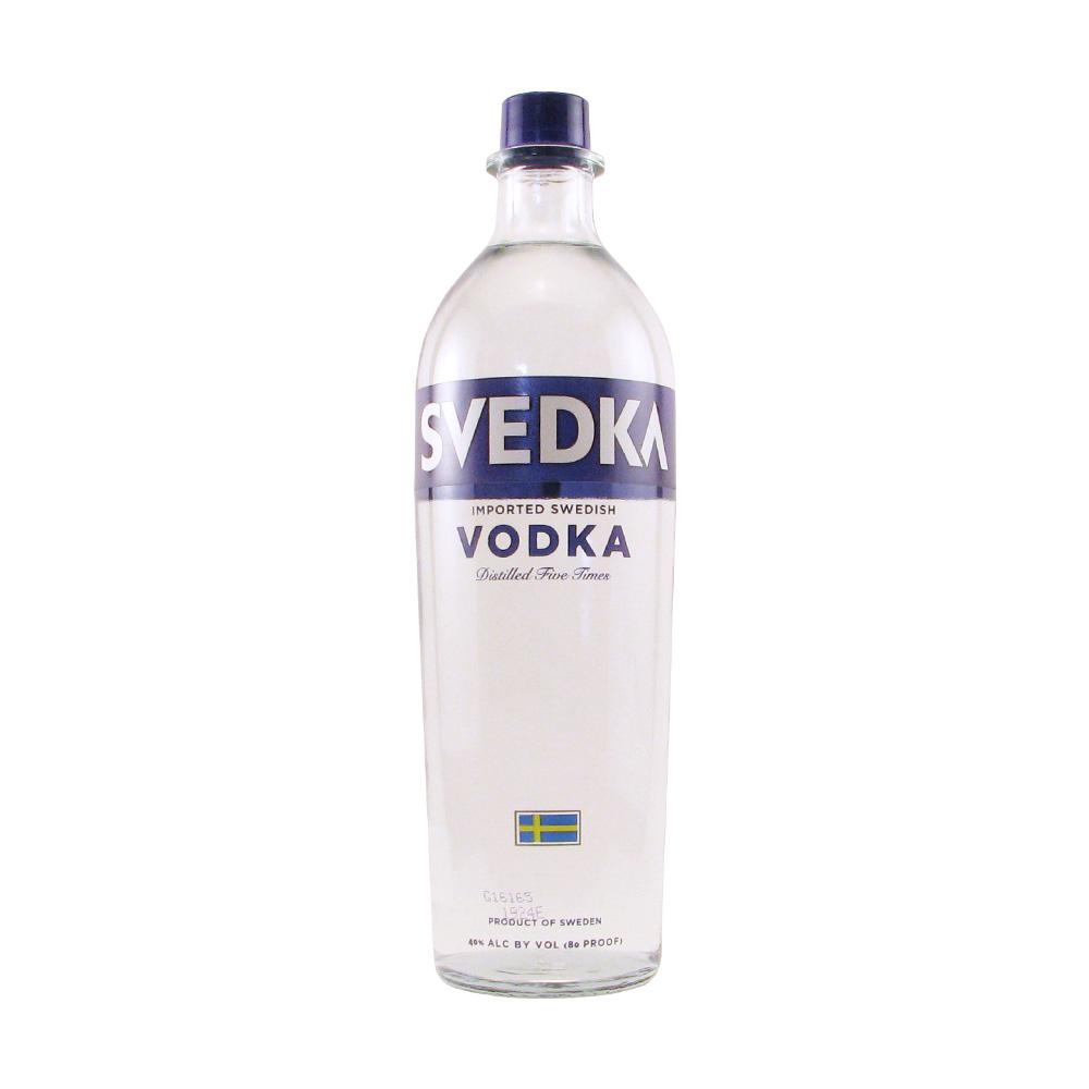 Svedka Vodka 1l Elma Wine Liquor