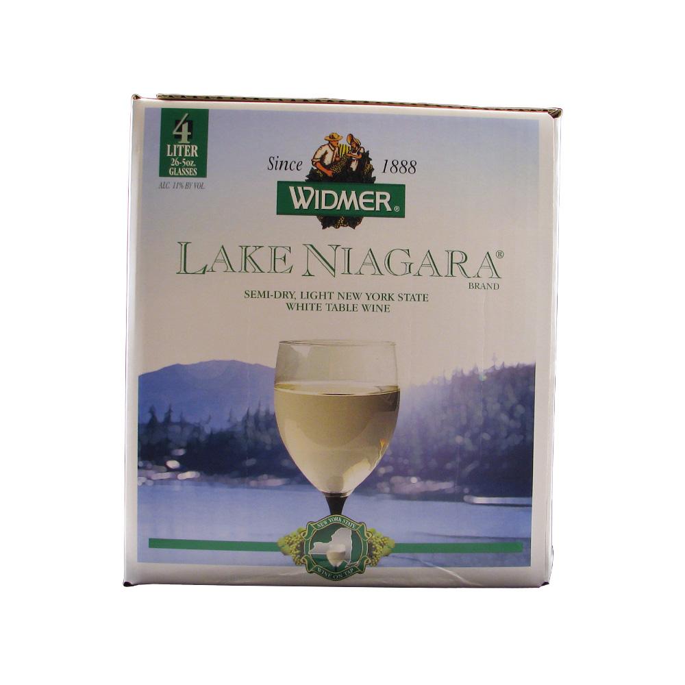 Widmer Lake Niagara Harvest Red 4L