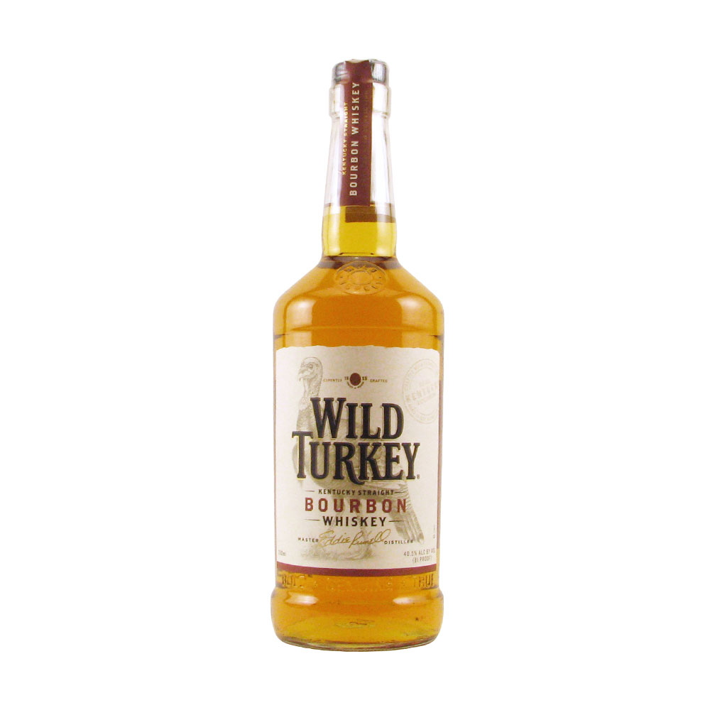 Wild Turkey Bourbon 80 750ML
