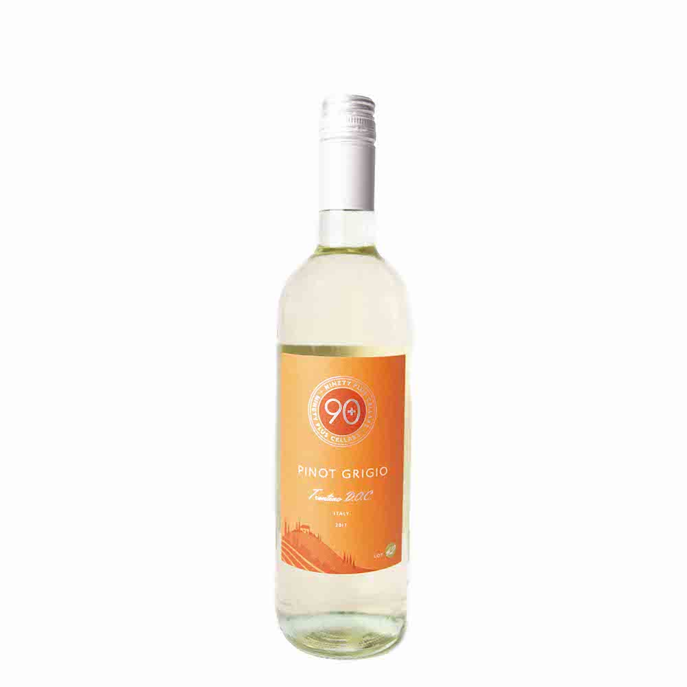 90+ Cellars Lot 42 Pinot Grigio 750ml