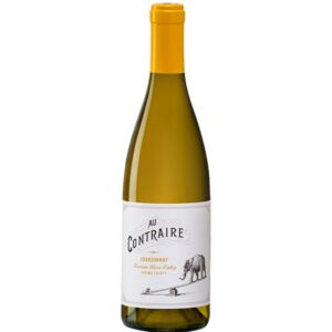 Au Contraire Chardonnay 750ML