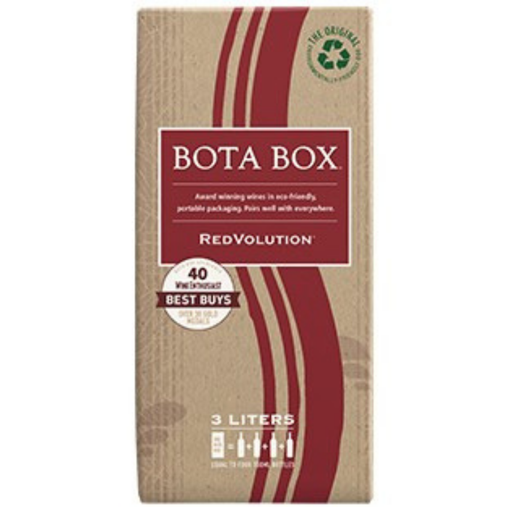 Bota Box Redvolution Box Wine 3L