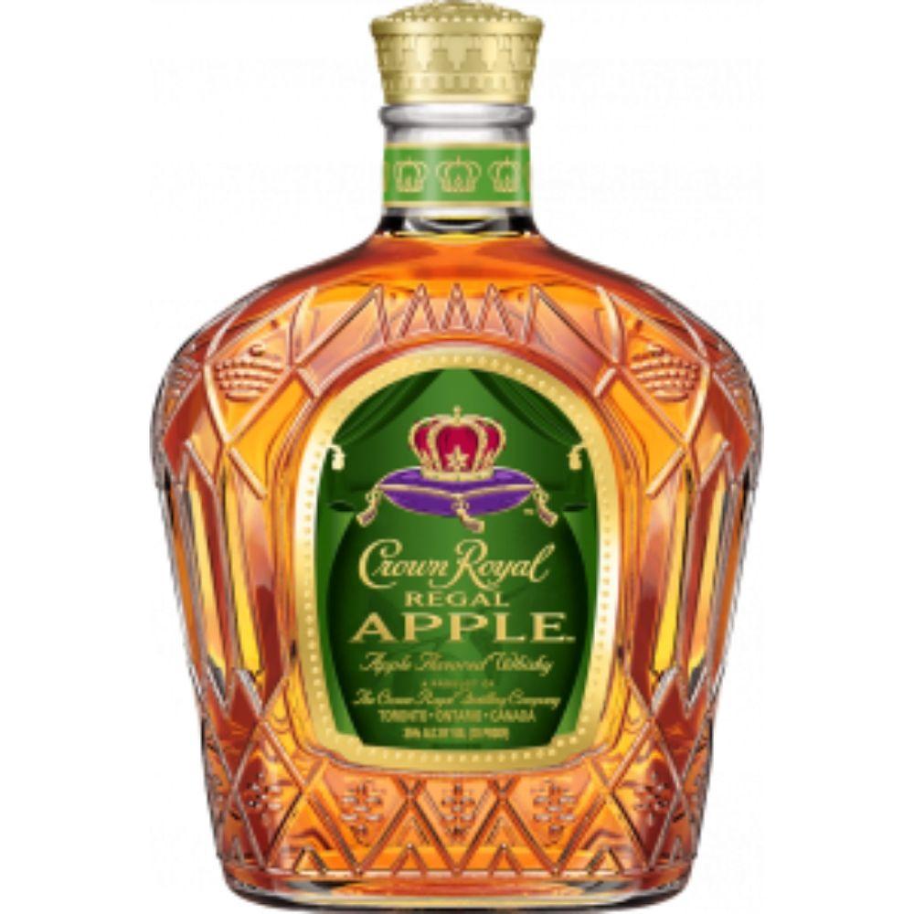 Crown Royal Apple Whisky 1.75L