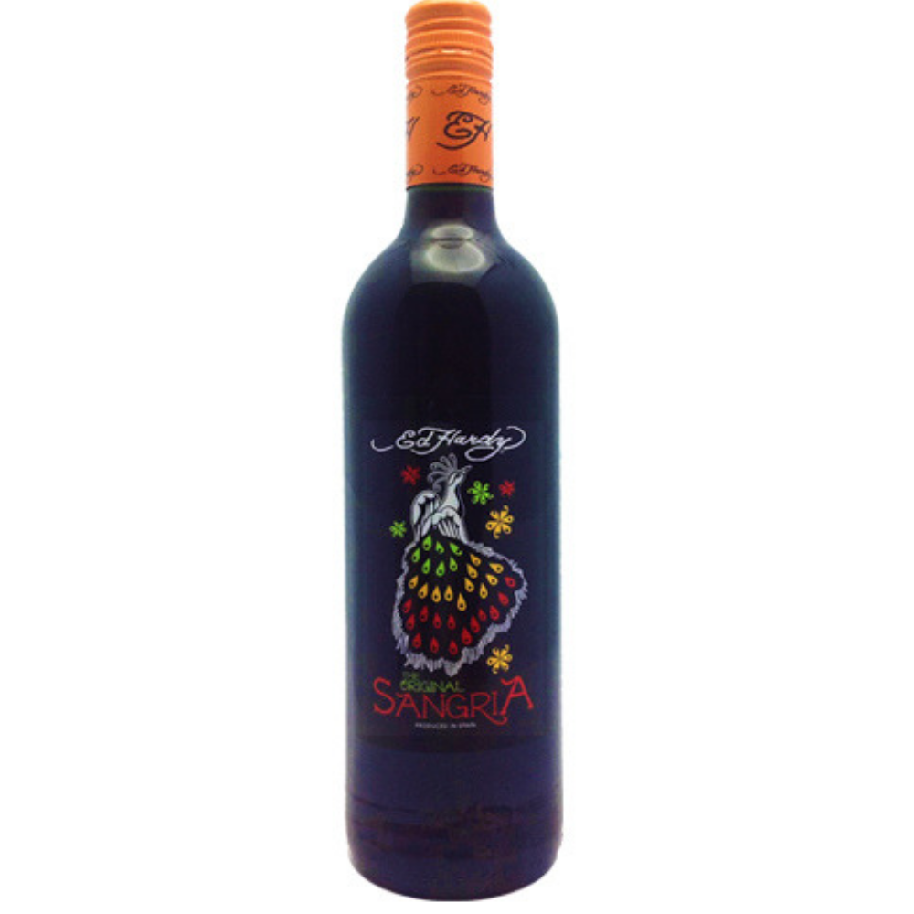 Ed Hardy Red Sangria 1.5L