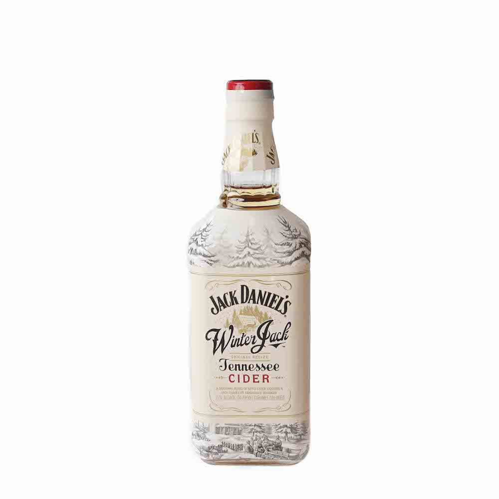 Jack Daniels Winter Jack Apple Cider Liqueur 750ML