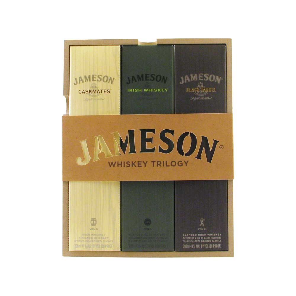 Free Baby Gift Packs Ireland : Jameson irish whiskey gift sets ftempo
