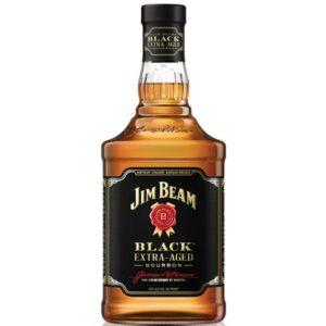 Jim Beam Bourbon Black Double Aged 1L