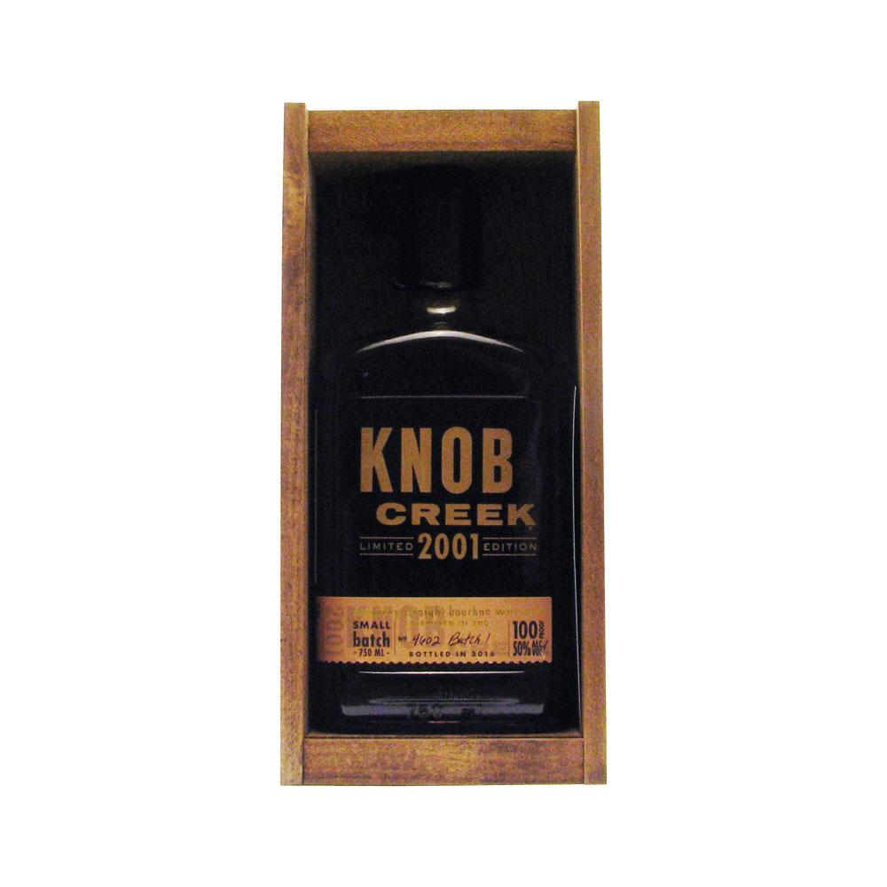 Knob Creek 2001 Limited Edition 750ml Elma Wine Amp Liquor