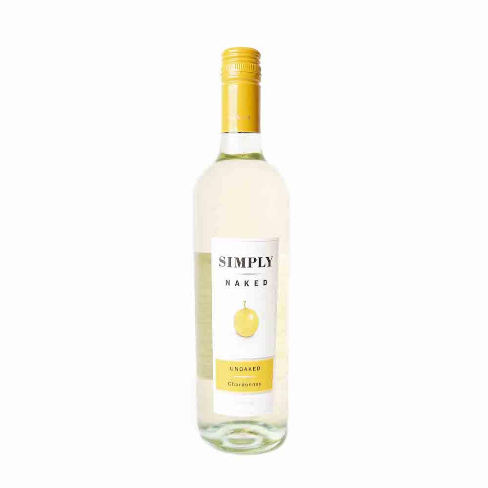 Simply Naked Chardonnay 750ml