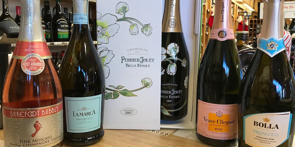 How to Buy Champagne or Sparkling Wine