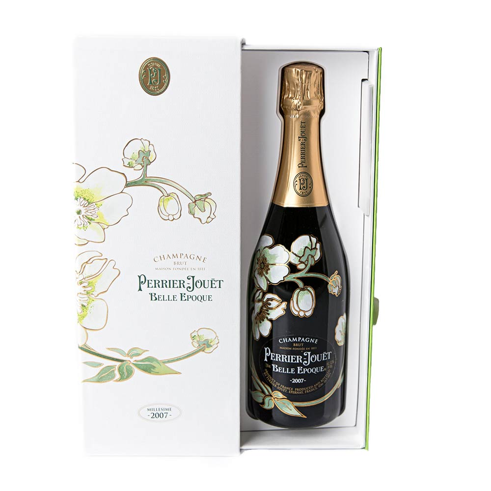 perrier jouet belle epoque champagne brut 2007 750ml elma wine liquor. Black Bedroom Furniture Sets. Home Design Ideas