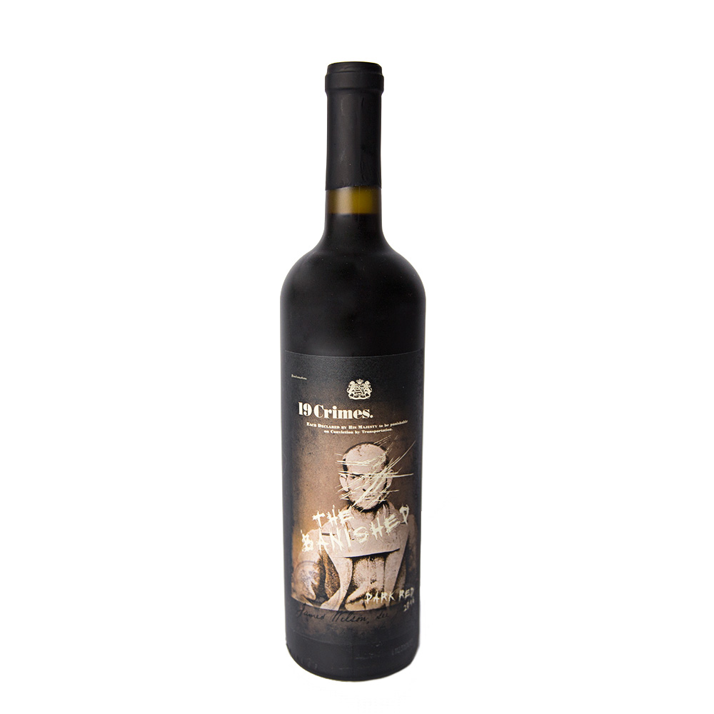 19 Crimes The Banished Red Blend 750ml