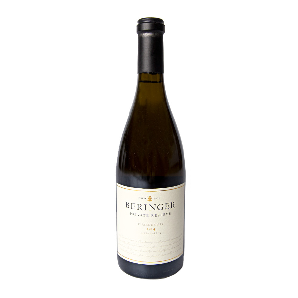 Beringer Chardonnay Private Reserve 2016 750ML