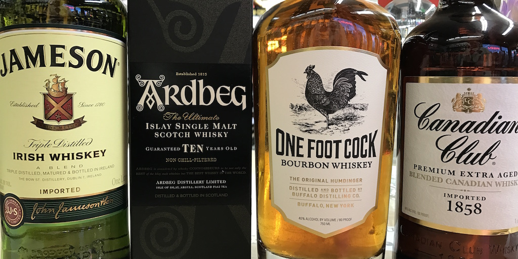 What is the Difference Between Scotch and Bourbon?