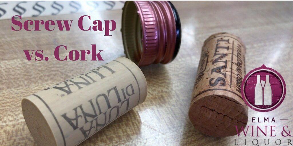 Screw Cap vs Cork, Does It Matter?