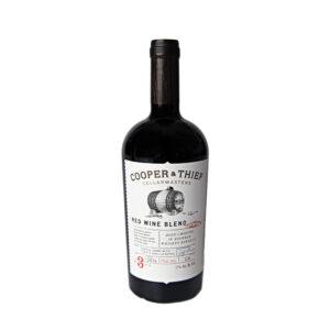 Cooper & Thief Red Blend Bourbon Barrel Aged 750ml