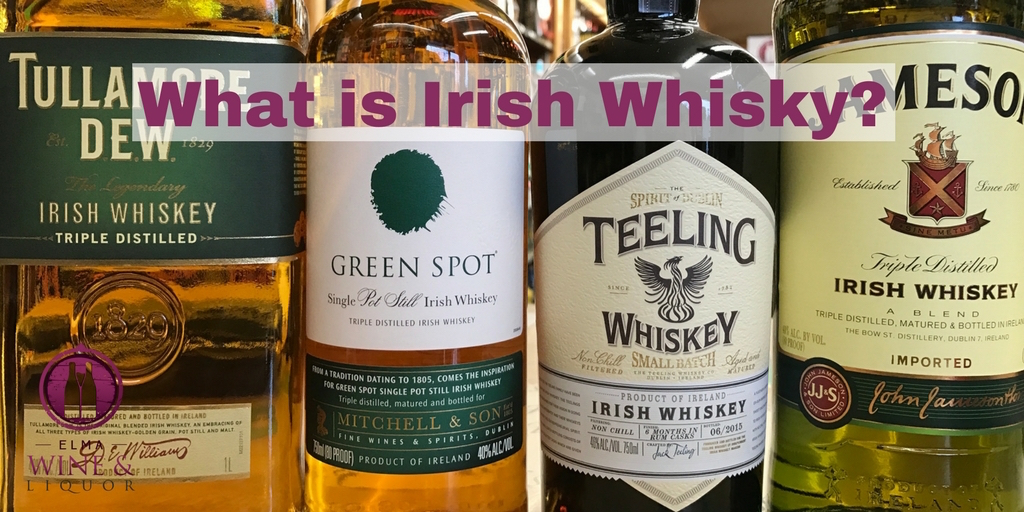 What is Irish Whiskey? | The Three Key Elements