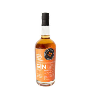 Black Button Distillery Barrel Reserve Citrus Gin 750ml
