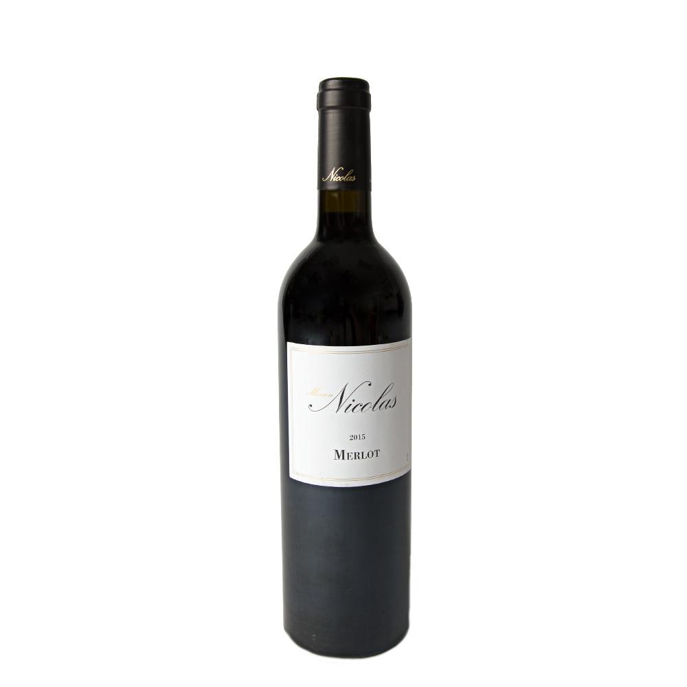Maison nicolas merlot 2015 750ml elma wine liquor for Maison nicolas