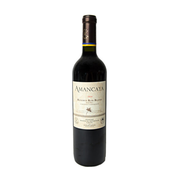 Amancaya Reserve Red Blend Malbec Cabernet 750ml