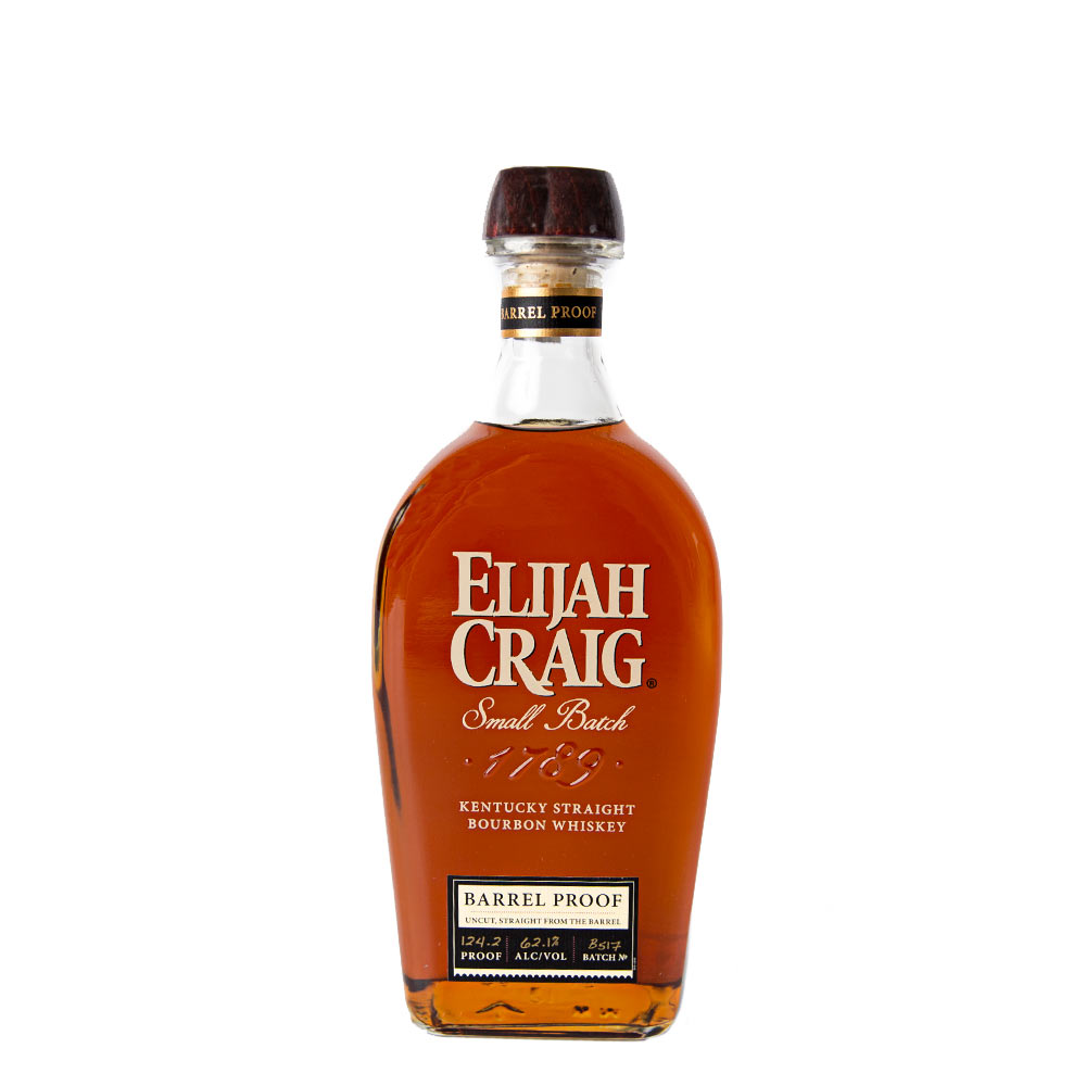 ffc2e8a1037 Elijah Craig Small Batch Barrel Proof Bourbon B517 750ml