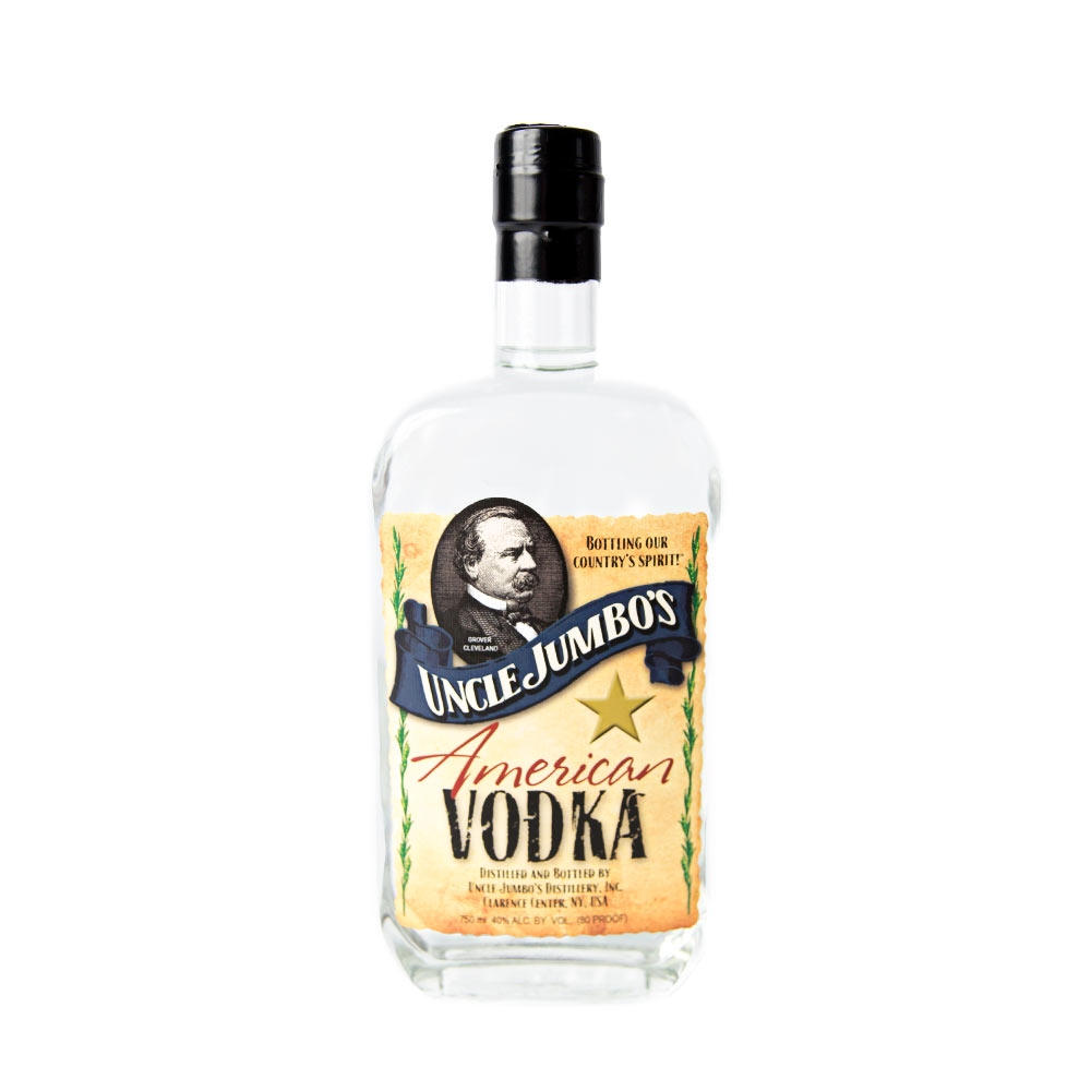 Uncle Jumbos American Vodka 750ml