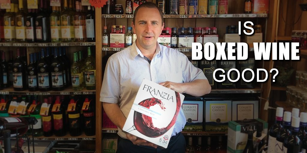 Is Box Wine Good? It Does Have Some Advantages
