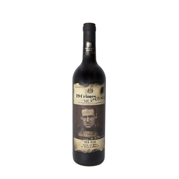 19 Crimes The Uprising Red Blend 750ml