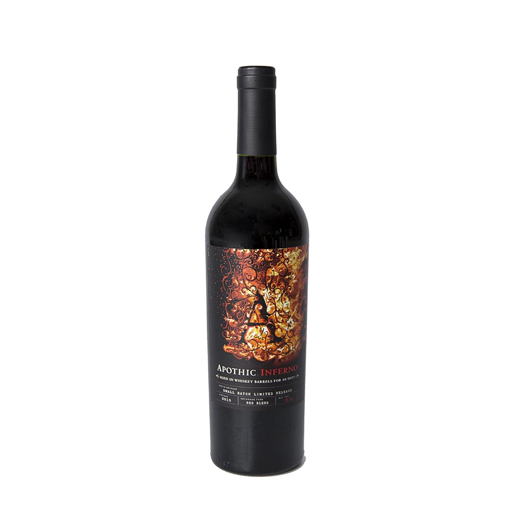 Apothic Inferno Red Blend 2017 750ML