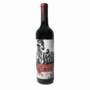 Walking Dead Blood Red Blend 2015 750ml