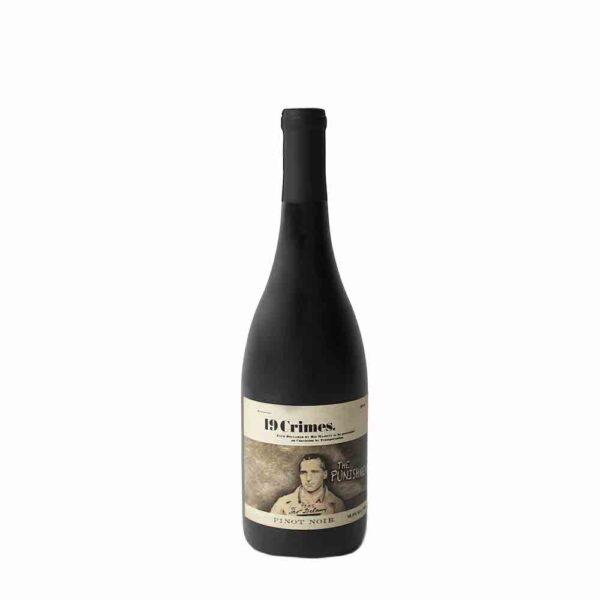 19 Crimes Pinot Noir The Punishment 2016 750ML