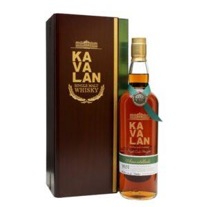 Kavalan Whisky Amontillado Sherry Single Cask Strength 750ml