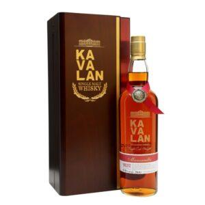 Kavalan Whisky Manzanilla Sherry Single Cask Strength 750ml