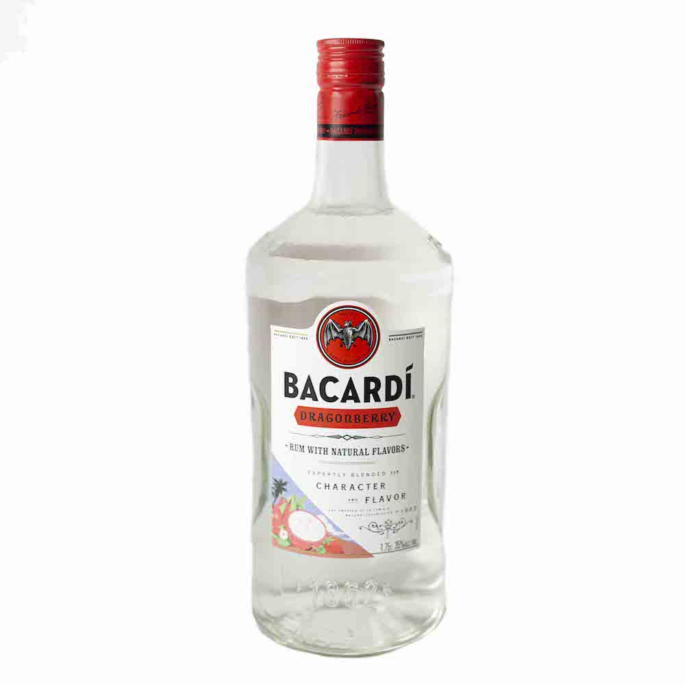 Bacardi Dragonberry Rum 1.75L