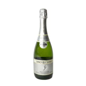 Barefoot Bubbly Brut Cuvée Champagne 750ml